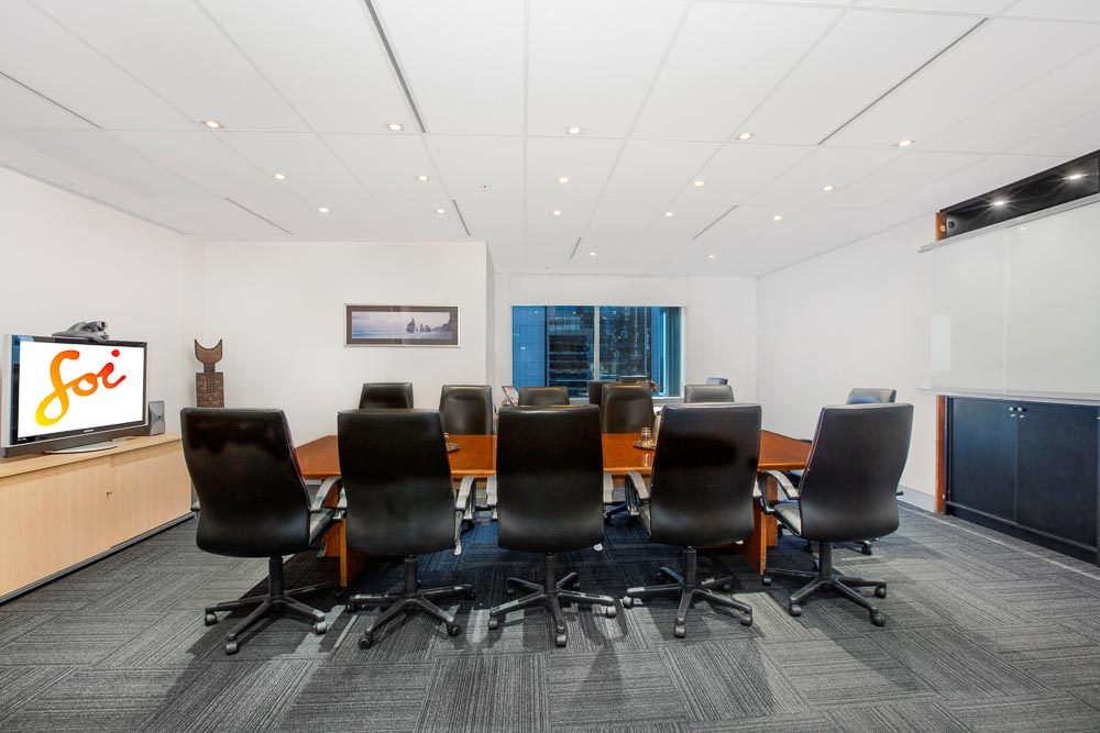 Meeting room hire: the benefits at SOI