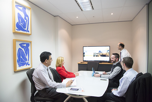 Meeting room hire benefits and meeting room spaces available at SOI Sydney