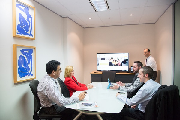 How External Meeting Room Hire Can Lead to Better Productivity