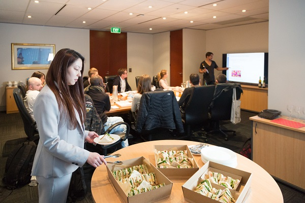 Benefits of meeting room hire with SOI Sydney