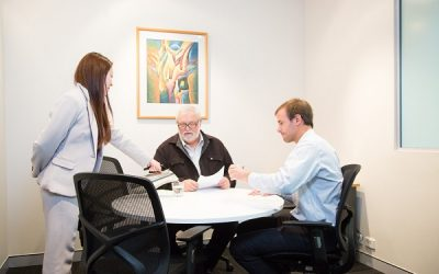 Why Hire a Meeting Room in a Serviced Office