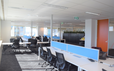 The Rise of The Flexible Workspace