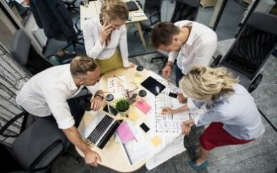 How the Shared Work Space is Changing the Business Landscape